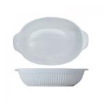 Овальное блюдо для запекания Bianco (43 см)