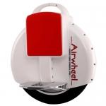Электрический уницикл, Airwheel, X3, 16 км/ч, до 120 кг, 130 wh, Гироскоп, Чёрно-Красный