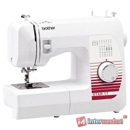 Электромеханическая швейная машина Brother STAR-17