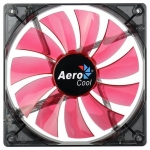 Кулер AeroCool Lightning 14cm Red LED