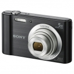 Компактный фотоаппарат Sony Cyber-shot DSC-W800 Black