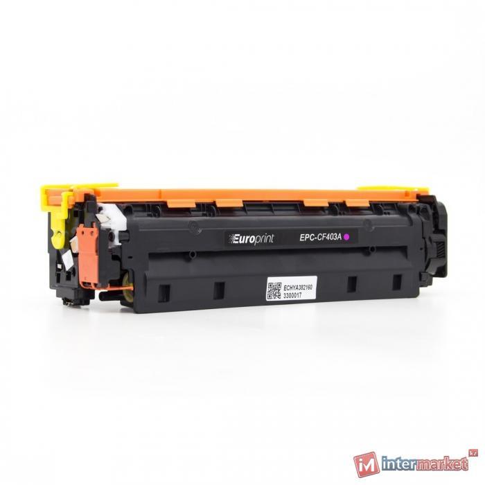 Картридж Europrint EPC-CF403A Пурпурный