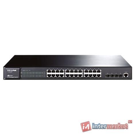 Коммутатор TP-LINK TL-SG5428