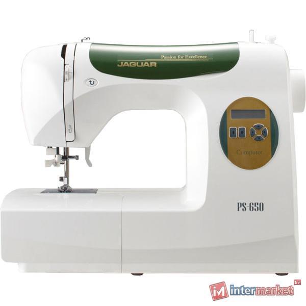 Компьютерная швейная машина JAGUAR PS-650