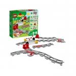 LEGO: Рельсы