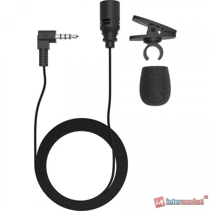 Микрофон петличный Ritmix RCM-102
