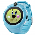 Умные часы Sirius q360 голубые