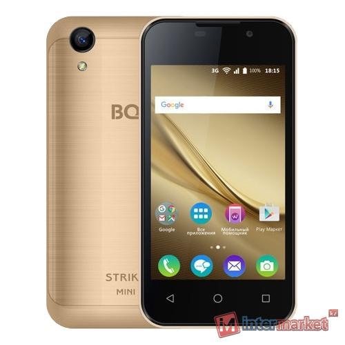 Смартфон BQ-4072 Strike Mini Black 4
