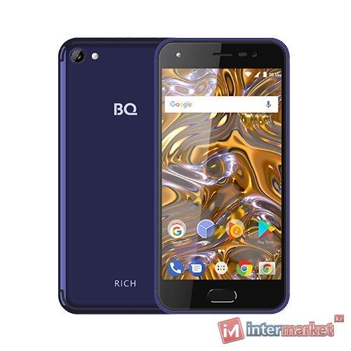 Смартфон BQ BQ-5012L Rich Blue