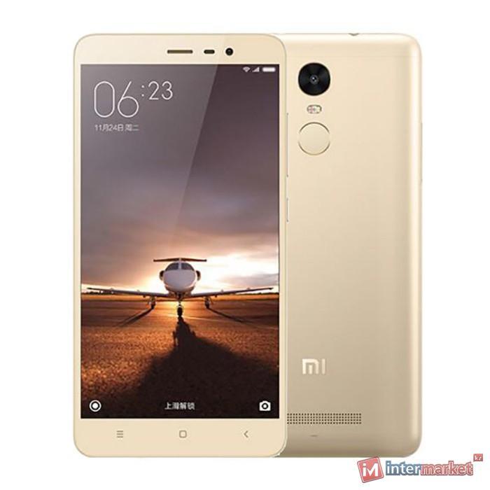 Смартфон Xiaomi Redmi Note 3, 16Gb, Gold