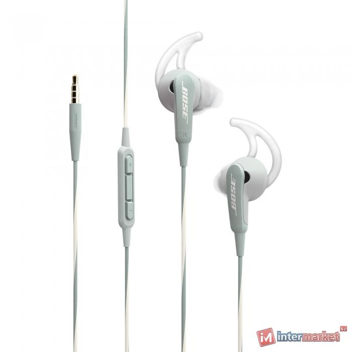 Наушники Bose SoundSport In-ear Frost для Apple