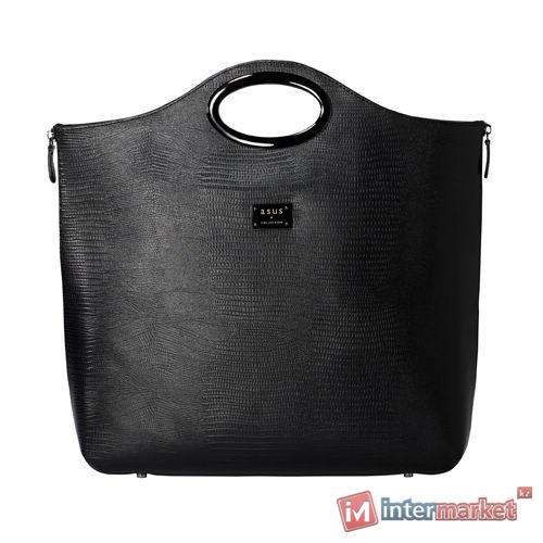 Сумка для ноутбука Asus, Leather Cosmo Carry Bag, up to 12