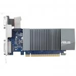 Видеокарта ASUS GeForce GT710 1Gb 32bit DDR5 954/5012 D-Sub DVI HDMI GT710-SL-1GD5-DI