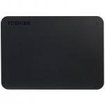 """Внешний Жесткий диск Toshiba 2Tb, 2.5"""" Canvio Basics + USB-C adapter USB3.0 + Type-C Цвет: Черный HDTB420EK3ABH"""